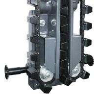 row-units-transmission