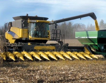 LH3 Folding Corn Harvesting Header