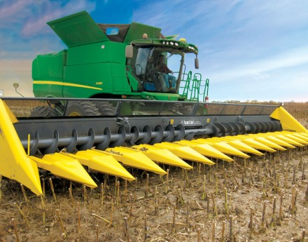 G03 Rigid Sunflower Header