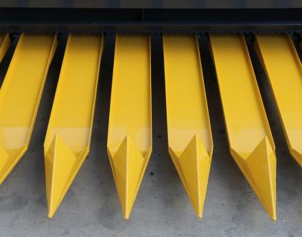 GP Pan Style Sunflower Header