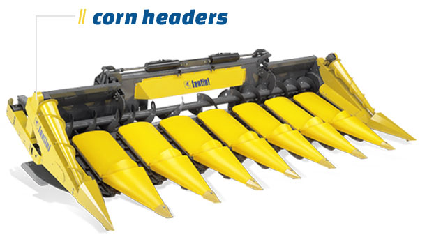 Corn Headers